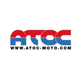 """Sticker ATOC  """"HRC"""" Petit modèle 90x20"""