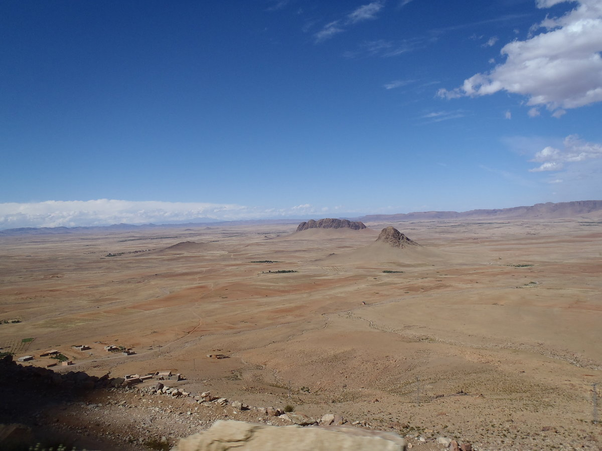 Etat des pistes - Maroc File